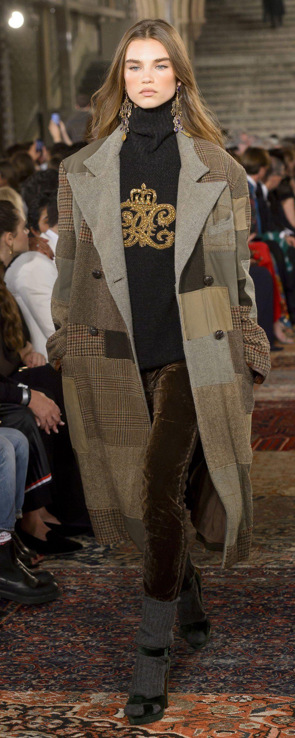 Ralph Lauren Fall-winter 2018-2019 – Ready-to-Wear