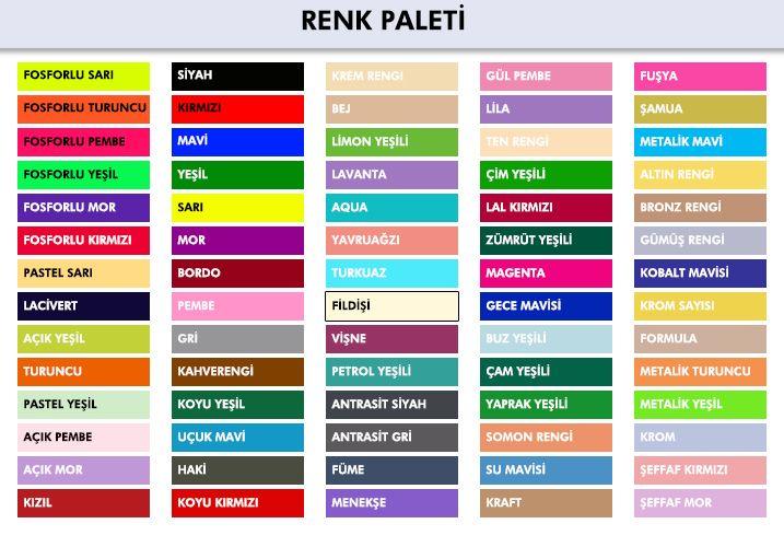 Renk Isimleri Googleda Ara Homes