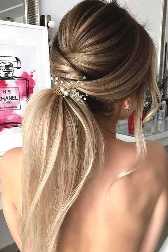 Photo of 72 tendencias para peinados de boda románticos en 2019 | Ecemella