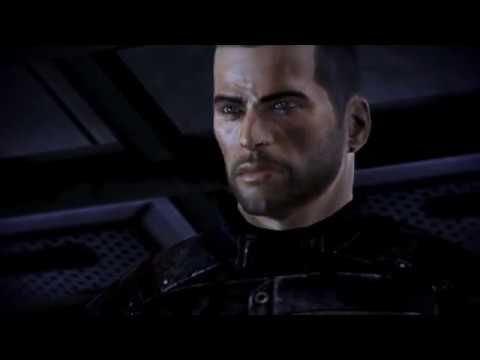 MASS EFFECT: ANDROMEDA - Shepard's reaction to the new walking animation