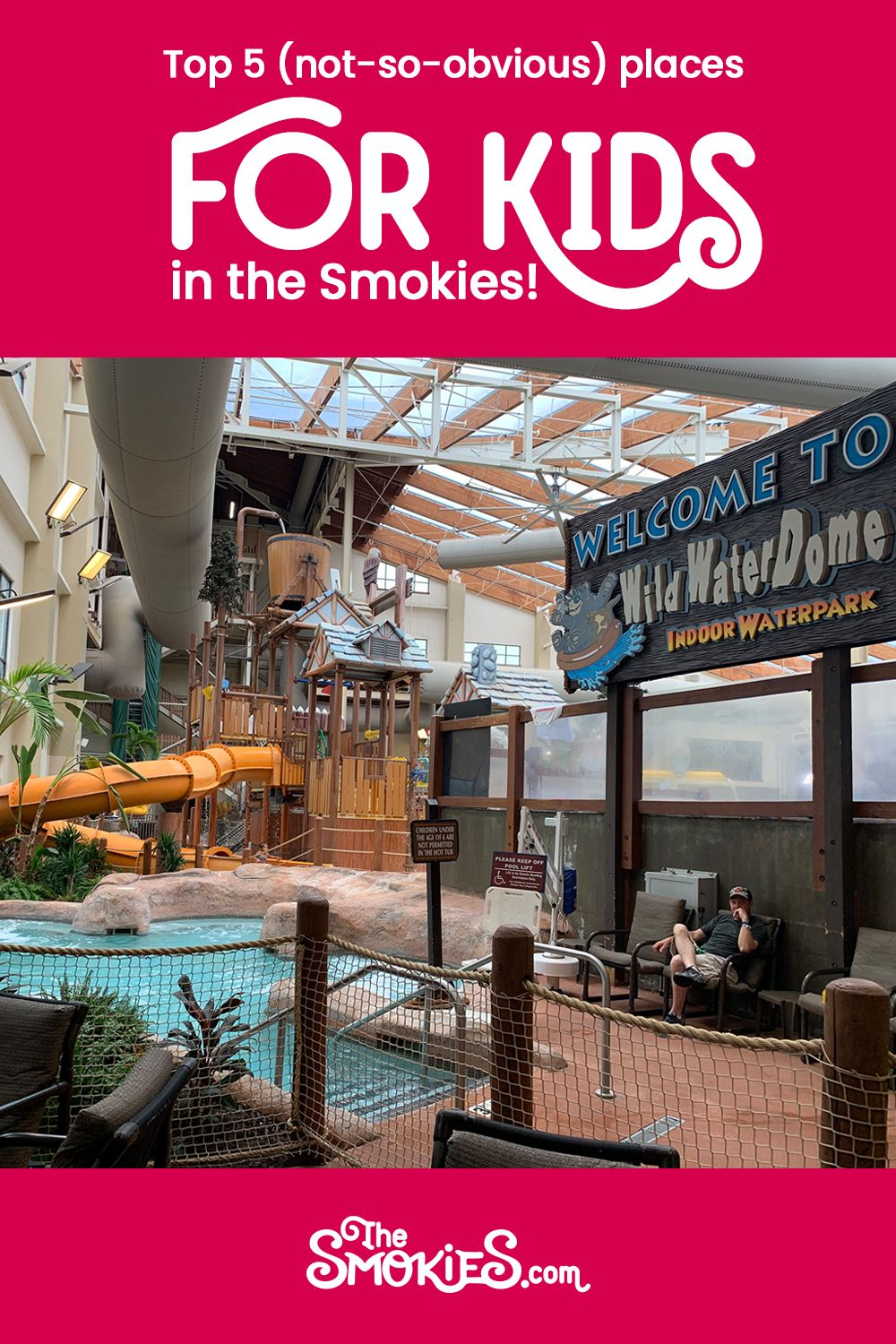 What's your go-to?  #FamilyVacation #TripIdeas #StuffForKids #WhatToDo #PigeonForge #Gatlinburg