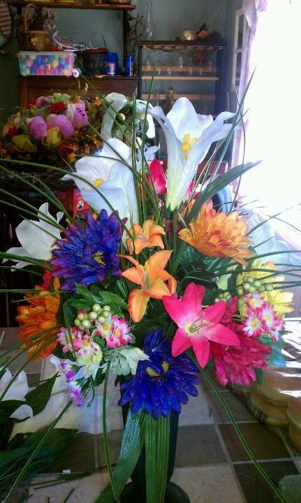 Fall Arrangement Grave No Fc901 Fall Cemetery Arrangement Autumn Cone Flower Cone Ar Cemetery Flowers Flower Arrangements Diy Funeral Flower Arrangements