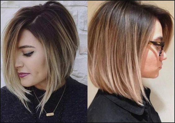 New hairstyle 2019 female