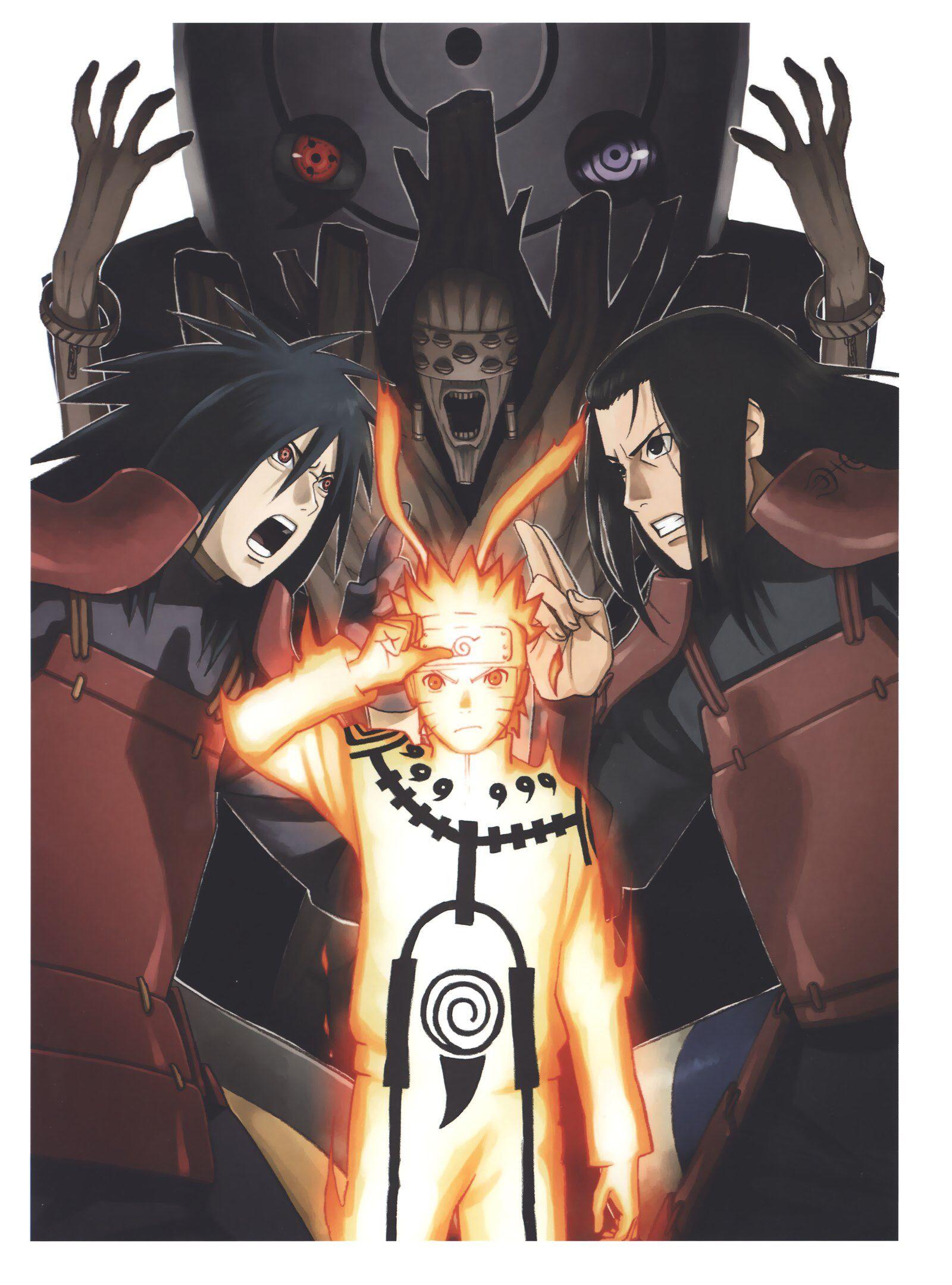 4ta Gerra Ninja Personajes De Naruto Arte De Naruto