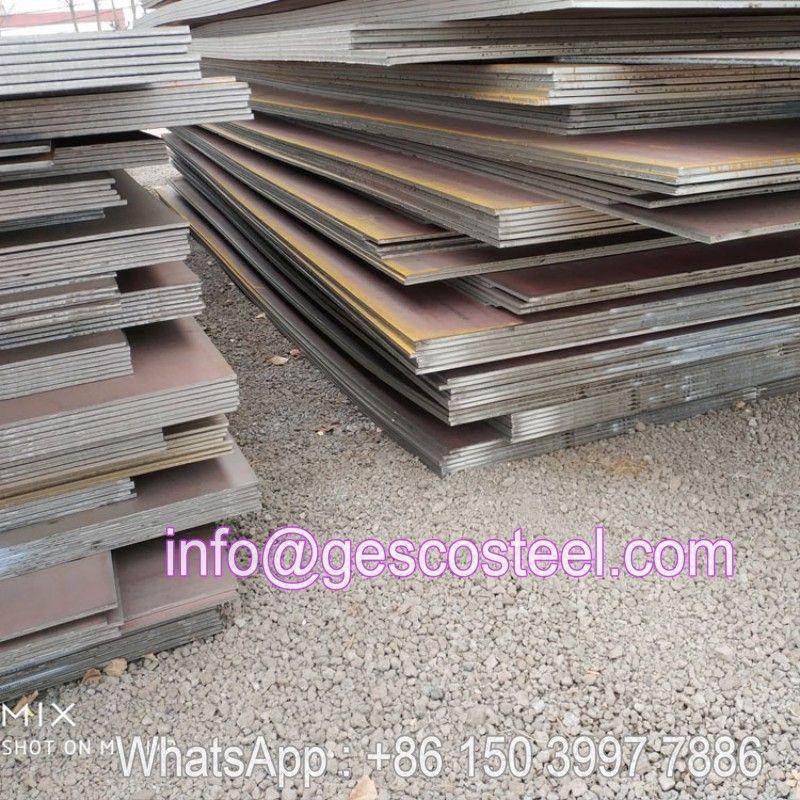 A606 Type 4 Weathering Steel A606 Type 4 Steel Sheet Weathering Steel Corten Steel Steel Sheet