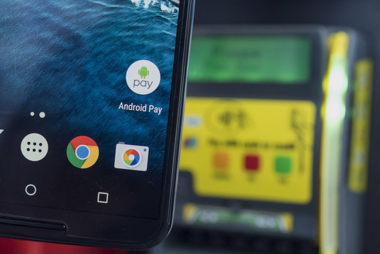Android Pay hits Canada without the support of some major