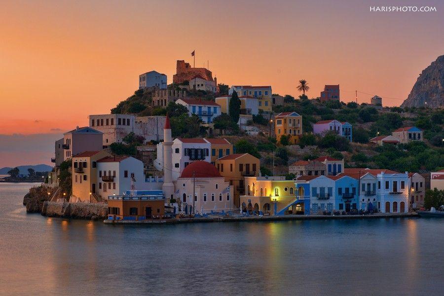 Kastellorizo - Greece by Haris Vithoulkas on 500px