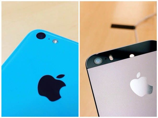 El #iPhone5s y el #iPhone5c se preparan para llegar a Colombia.