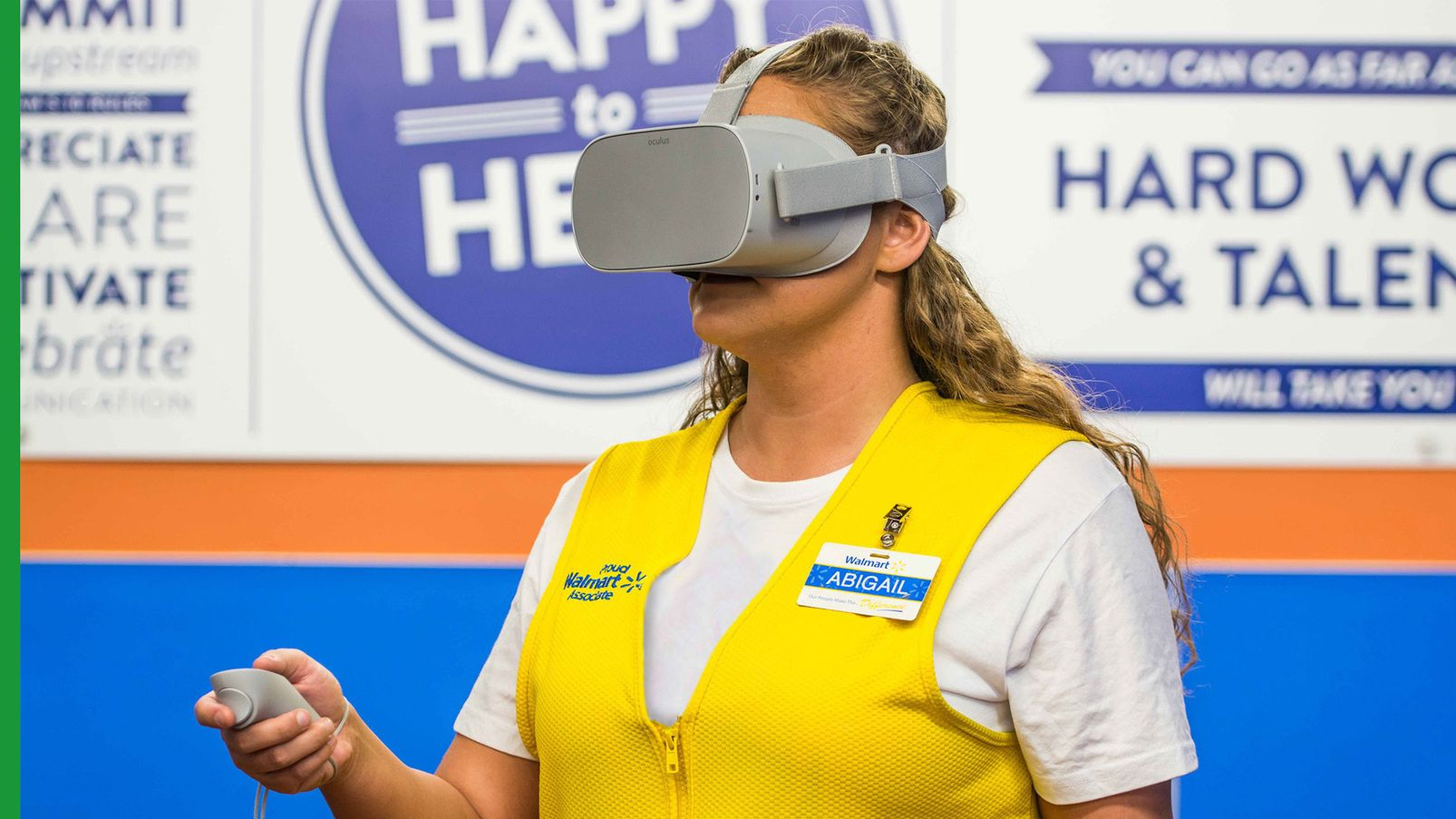 Walmart to Launch Nationwide VR Training Program with