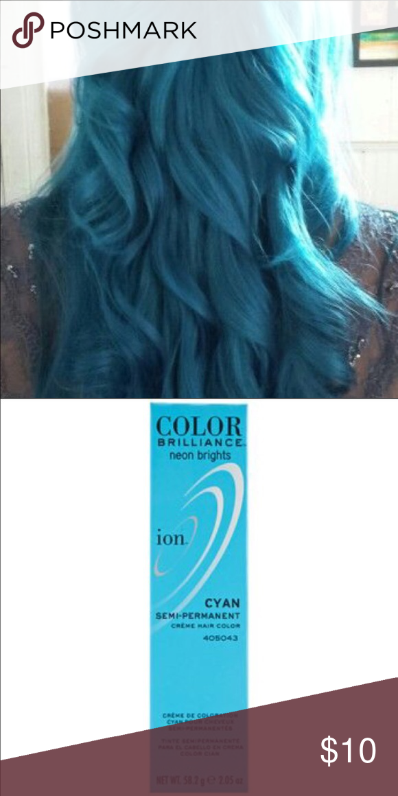 2for10 Ion Semi Permanent Dye 2for10 Ion Color Brilliance Brights