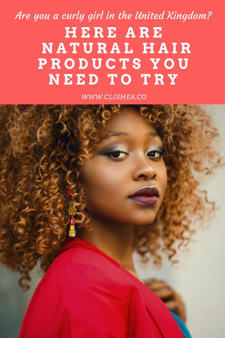 Natural Hair Care Products for Curly HairMixed Roots UK