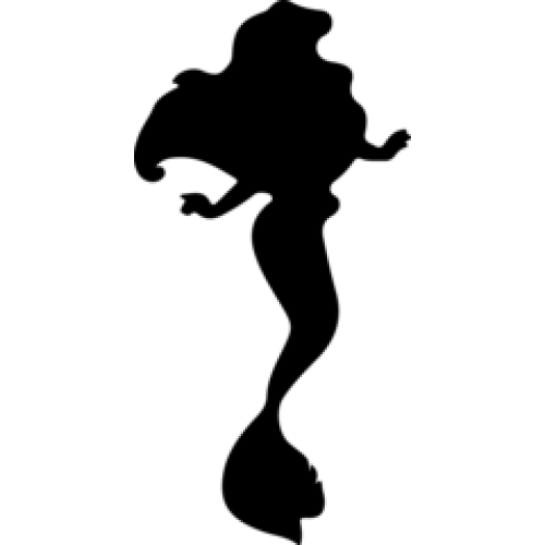 graphic regarding Free Printable Disney Silhouettes referred to as disney princess silhouette totally free printables - Google Glance