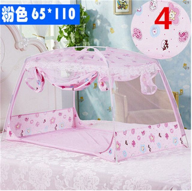 Portable Baby mosquito net Bed tent with 2 Door  sc 1 st  Pinterest & Portable Baby mosquito net Bed tent with 2 Door | Mosquito net bed