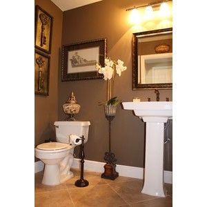 Love This Color Behr Mocha Latte Accent Wall In