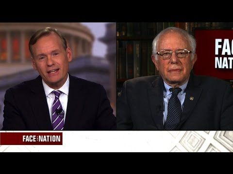 Sanders Questions Clinton's 'Judgment,' Not Experience, on 'Face the Nation'