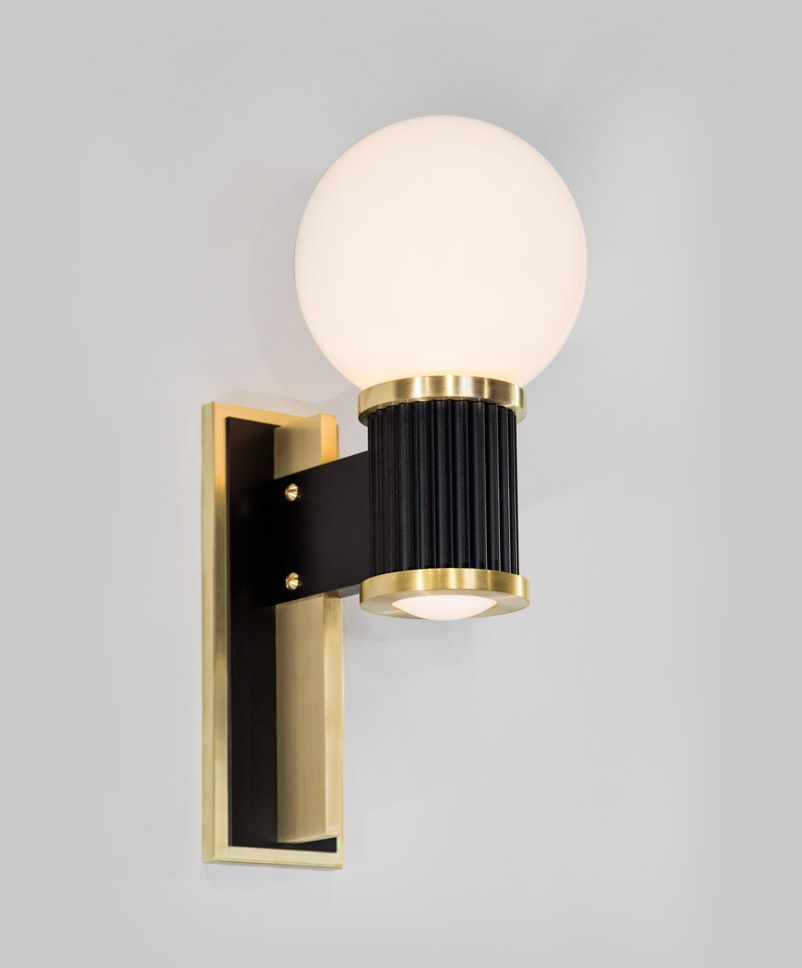 Check Out The Rex Wall Light Fixture From Urban Electric Co