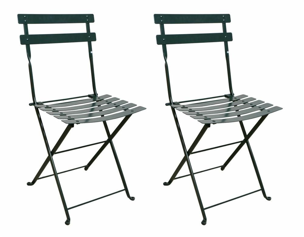 metal bistro chair set commercial grade 339 99 for the set