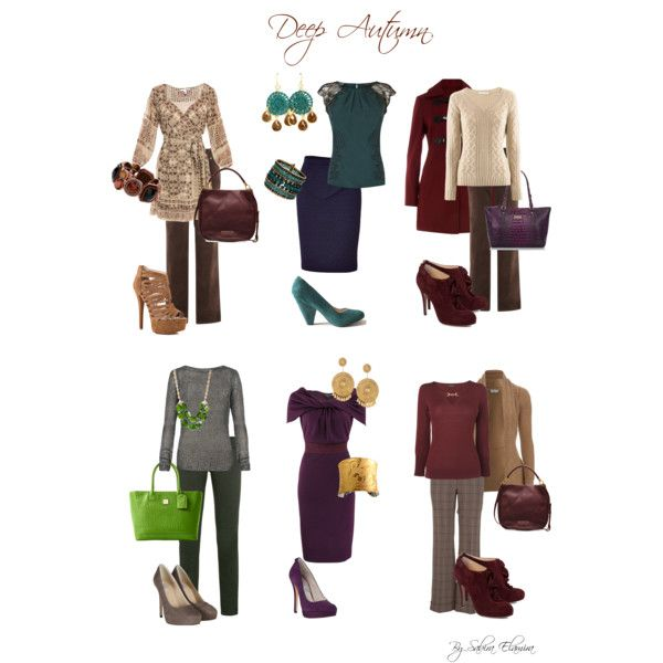 47+ Deep autumn outfit ideas trends