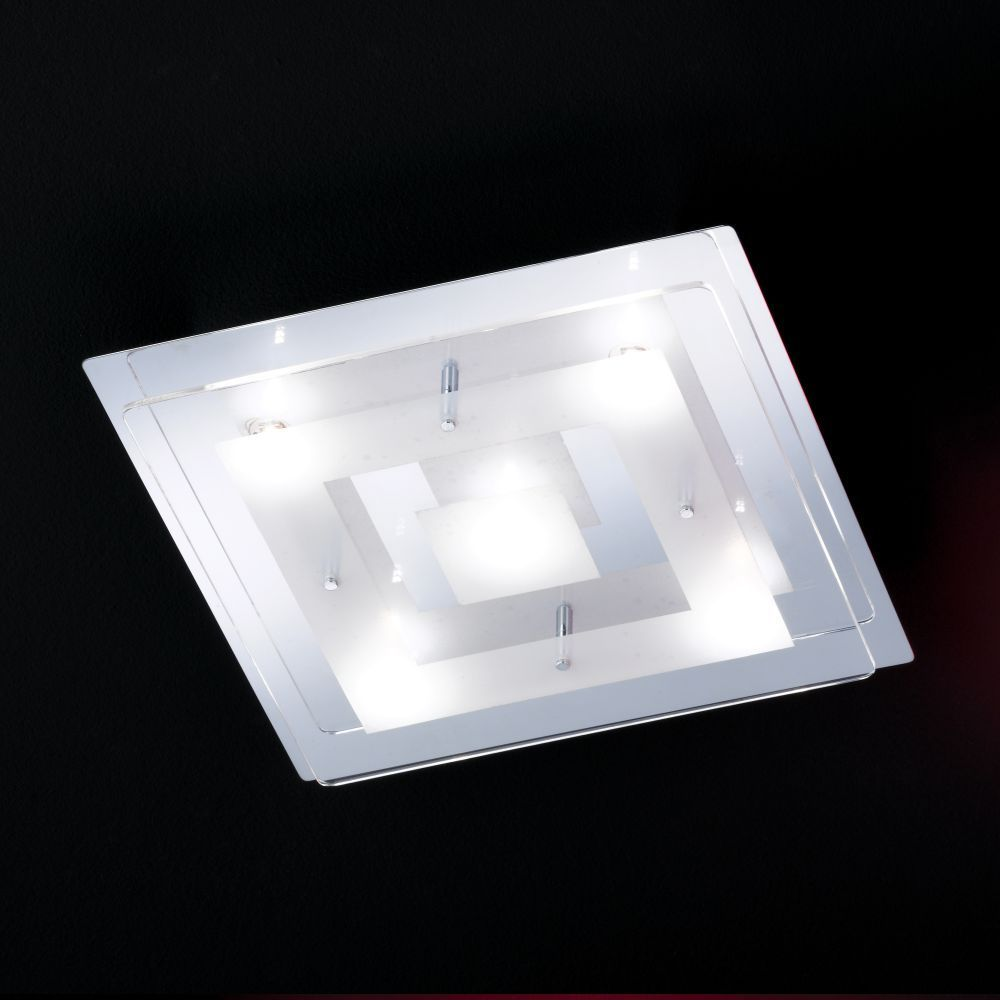 Deckenlampe Aus Chrom Jetzt Bestellen Unter Https Moebel Ladendirekt De Lampen Deckenleuchten Deckenlampen Uid Ba5261ab D0dc 5 Led Deckenleuchte Led Lampen