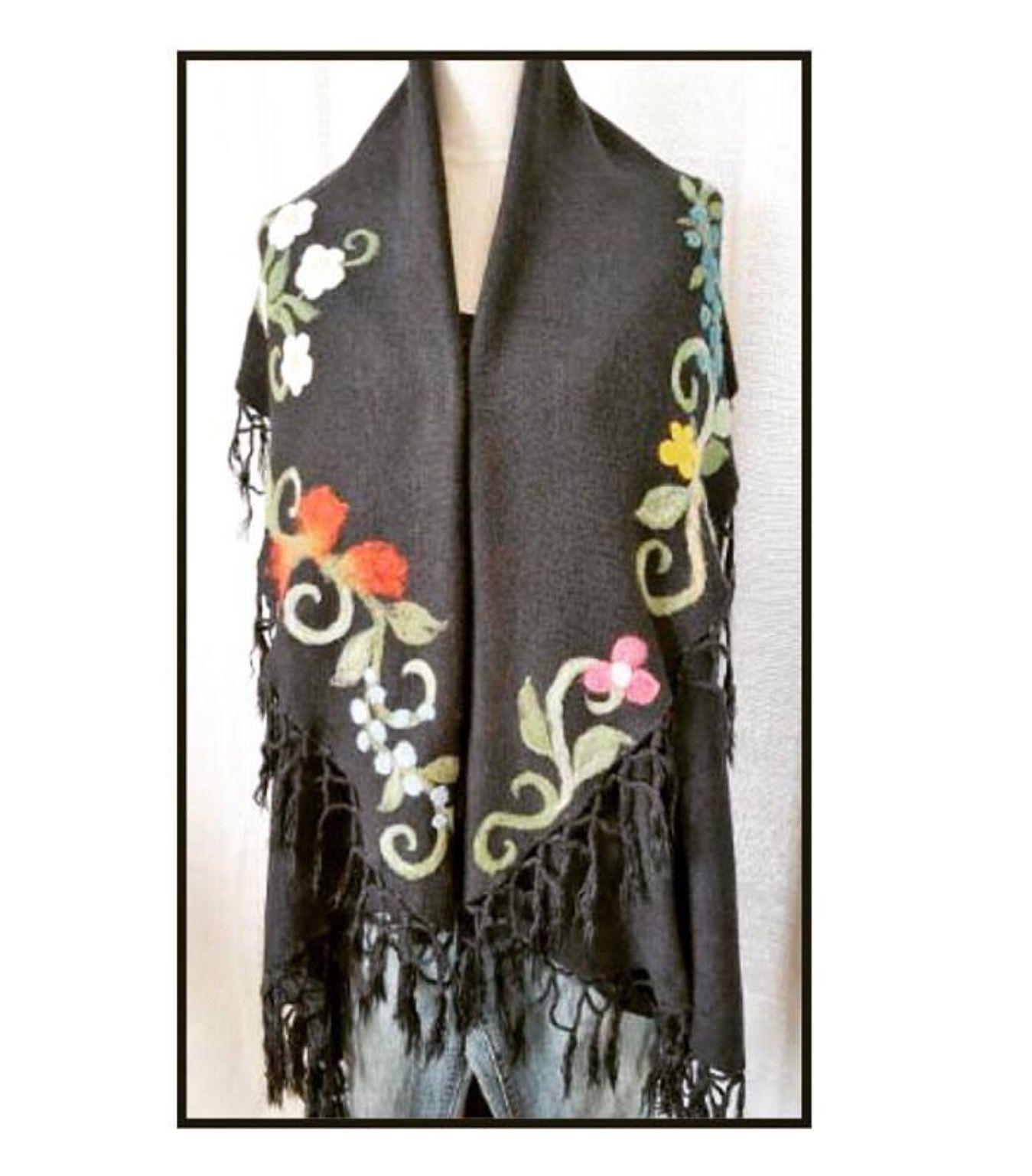 Repurpose shawl