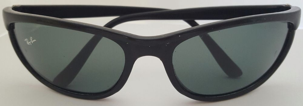 a700e031a1f Ray-Ban Rb2027 W1847 Predator 2 Black Frame Sunglasses  fashion  clothing   shoes
