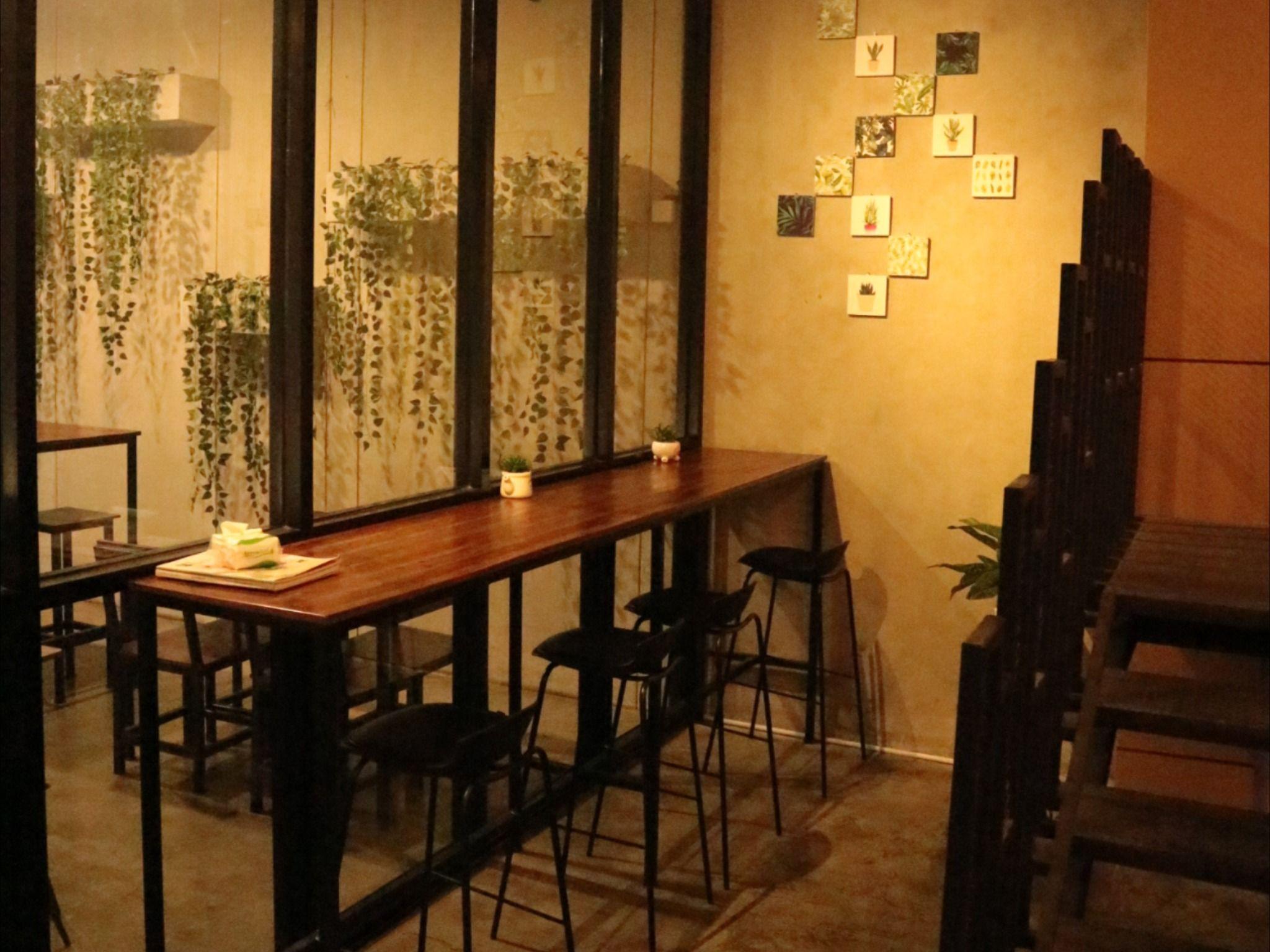 Coffeeshop Interior di 2020
