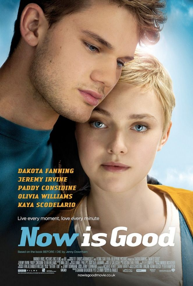 Dakota Fanning in Now is Good, otherwise known as Before I Die - SO GOOD