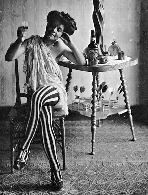 New Orleans prostitute - 1912