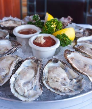 Best Seafood Restaurants In The U S Dock Oyster House Atlantic City