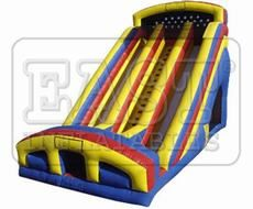 Inflatable Double Lane Dry SlideInflatable Double Lane Dry Slide  Model No: E3-054 	Brand Name: East  Place of Origin: China 	Size(Feet):32ft(L)x18ft(W)x22ft(H)  Weight: Kg 	Size(Meter): 9.7m(L)×5.5m(W)×6.7m(H)