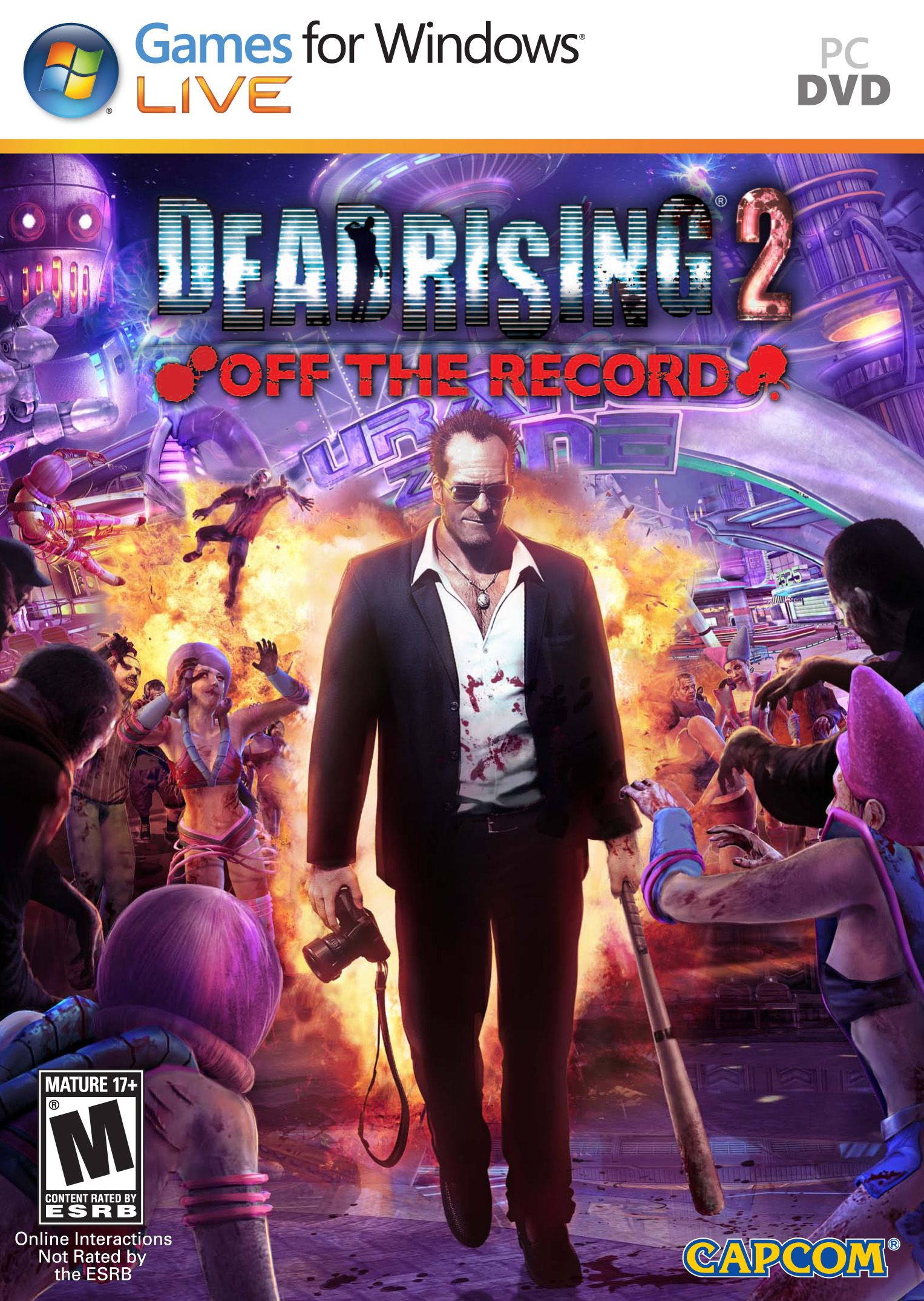 Dead Rising 2 Off the Record Dead rising, Dead rising