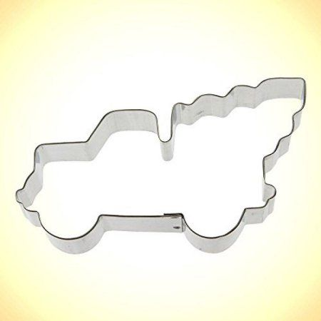 buy truck with tree tin cookie cutter at walmartcom - Christmas Cookie Cutters Walmart