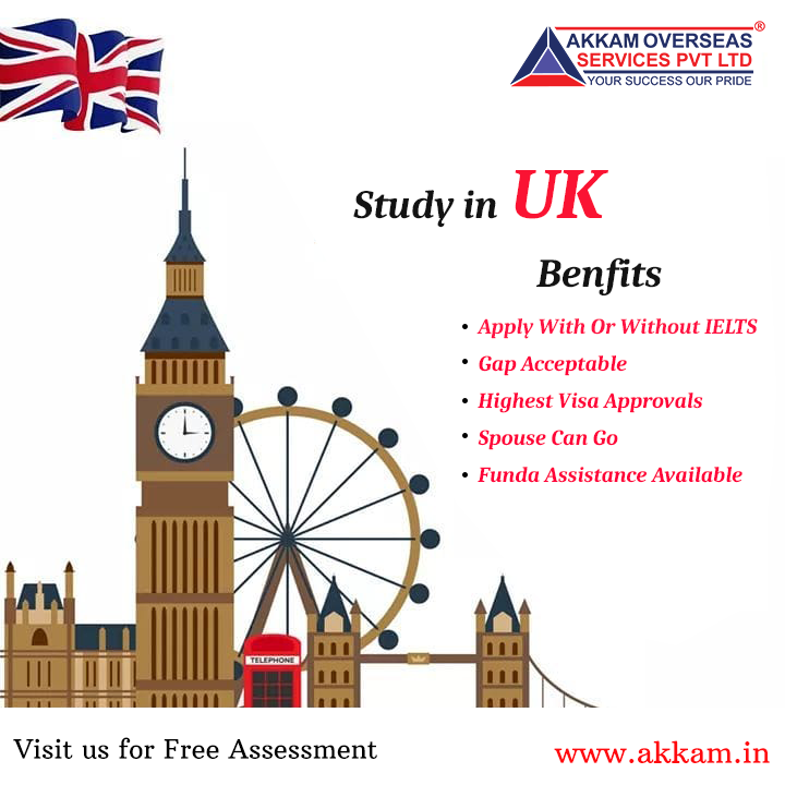 Study In Uk Uk Is The Best Place For Higher