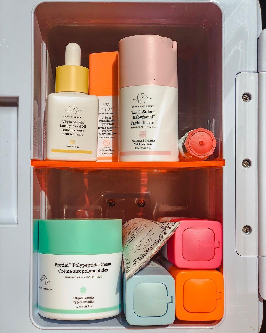 Pin by Mylee on Skin/hair care in 2020 Mini fridge, Skin
