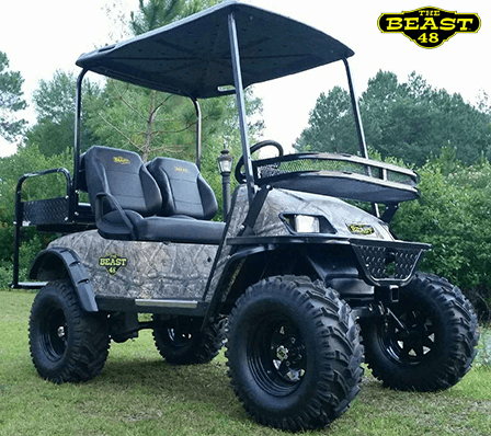 21+ Beast gas golf cart viral