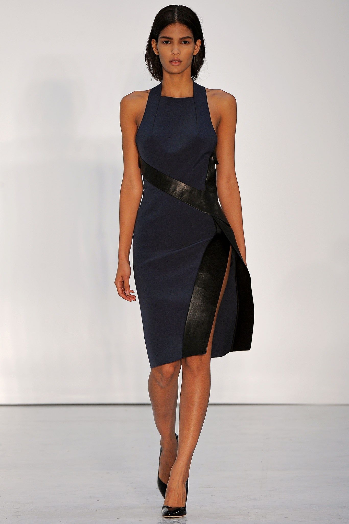 Dion Lee Spring 2013 Ready-to-Wear Fashion Show - Cris Urena