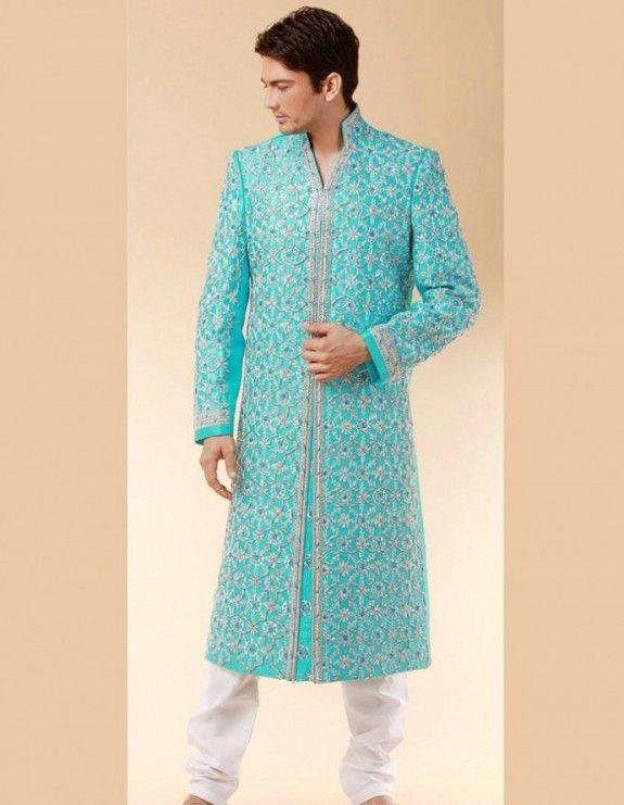 Indian-sherwani-dress-for-wedding.jpg (575×741) | Things to Wear ...