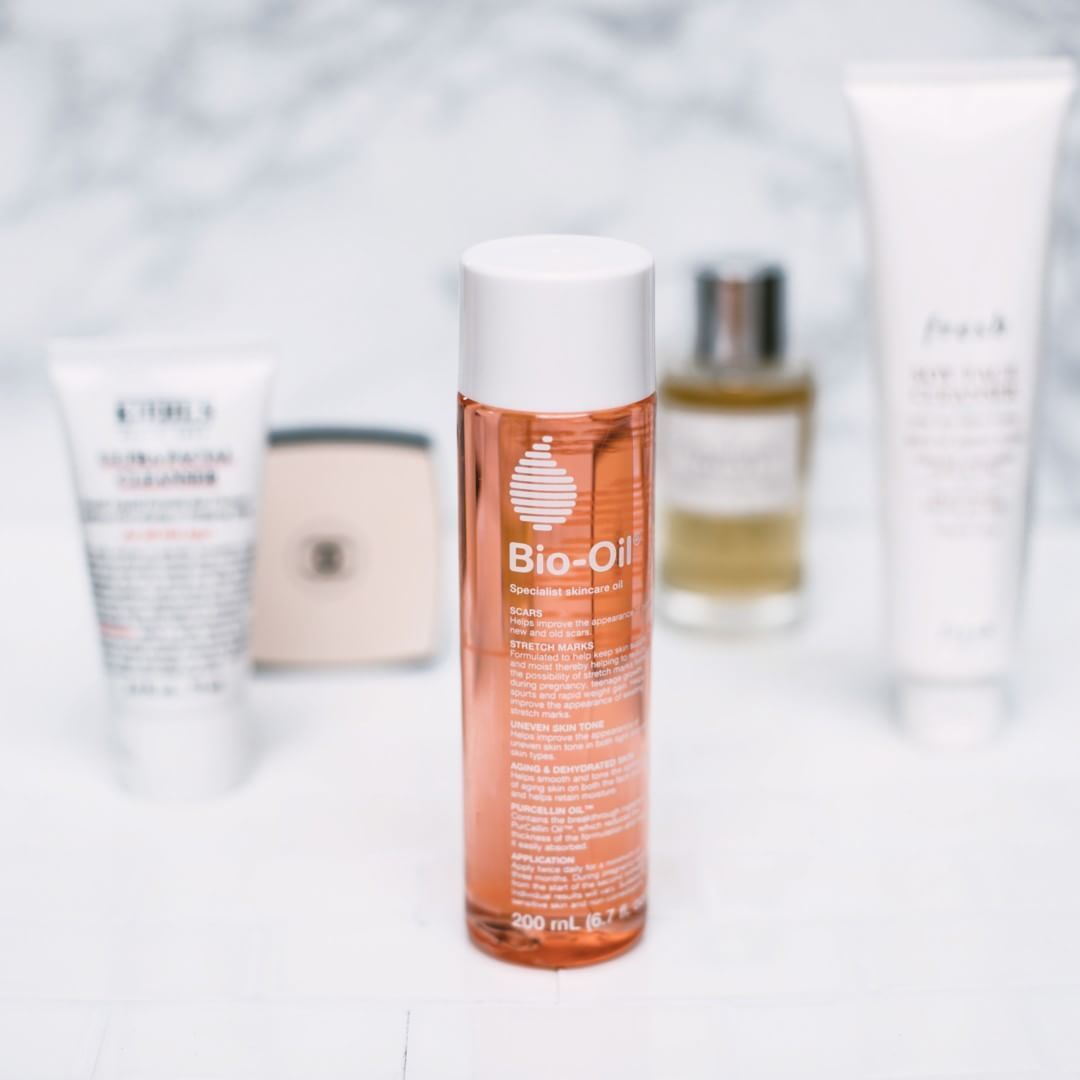The Favorite Part Of Our Skincare Routine Is Bio Oil Of Course What S Yours Oil Skin Care Routine Skin Care Routine