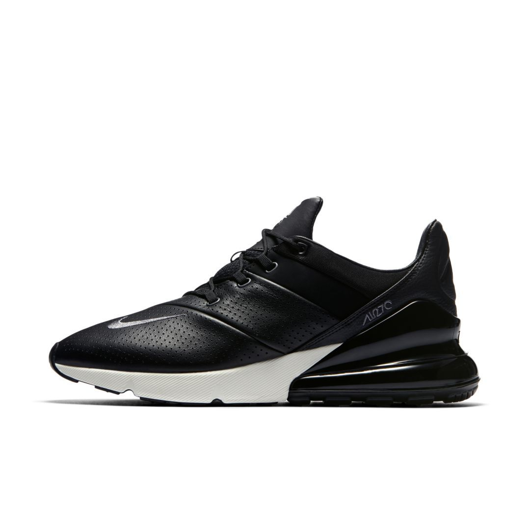 outlet store 7d9a6 33d83 Nike Air Max 270 Premium Mens Shoe Size 9 (Black)
