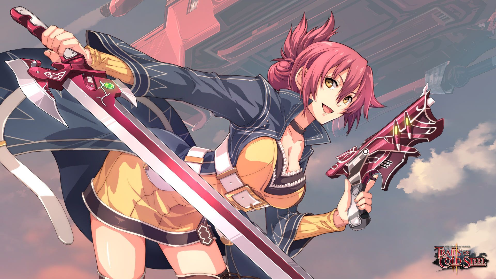 Pin By Tiaan Lotter On Eiyuu Densetsu The Legend Of Heroes Trails Of Cold Steel Cold Steel