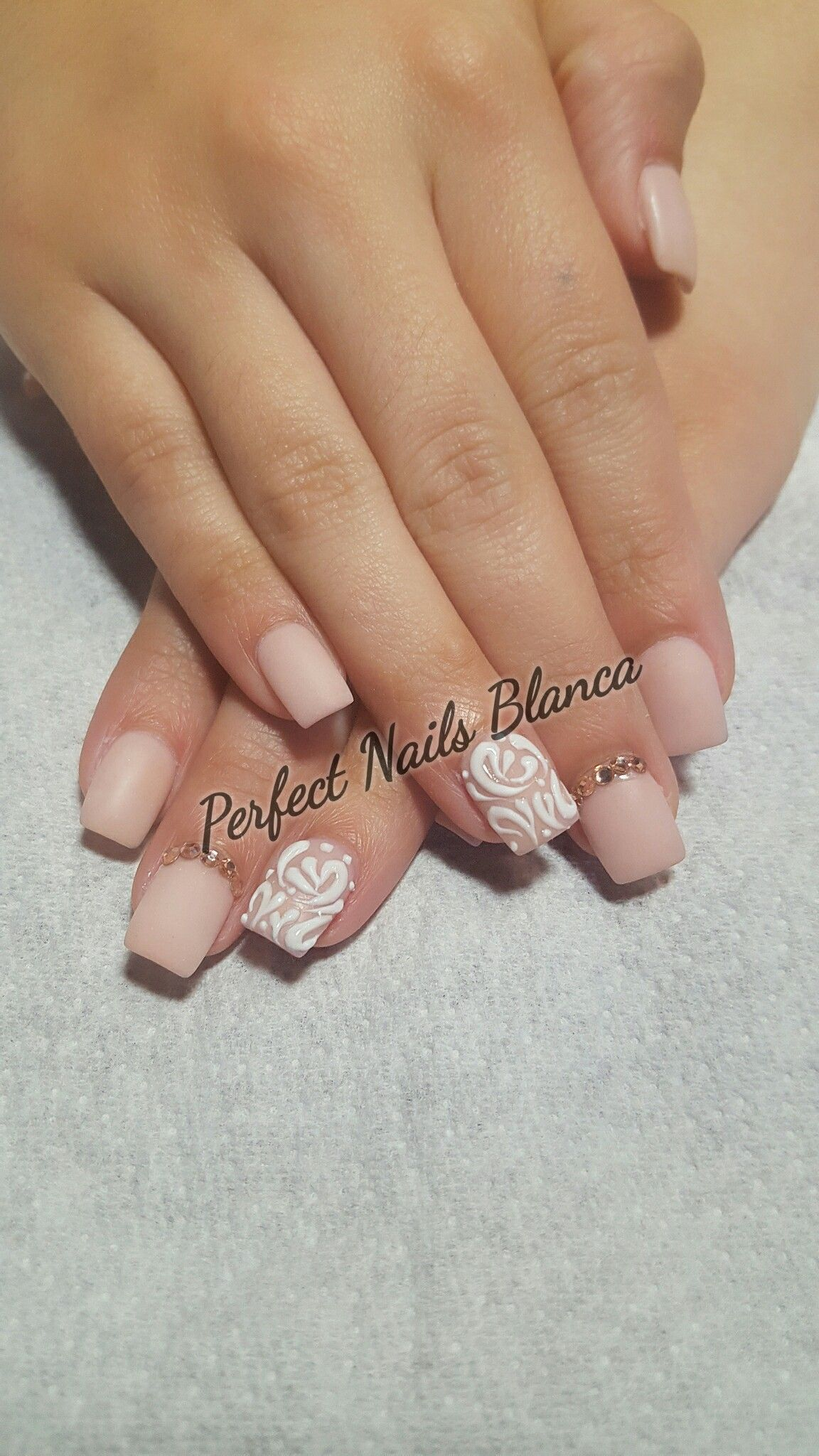 $30 dlls full set matte | perfect nails design\'s | Pinterest