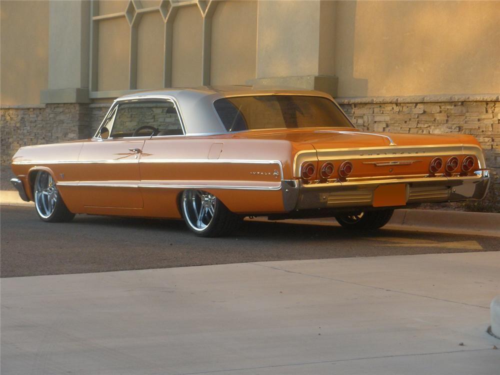 Item Barrett Jackson Auction Company Chevrolet Impala Impala 64 Impala