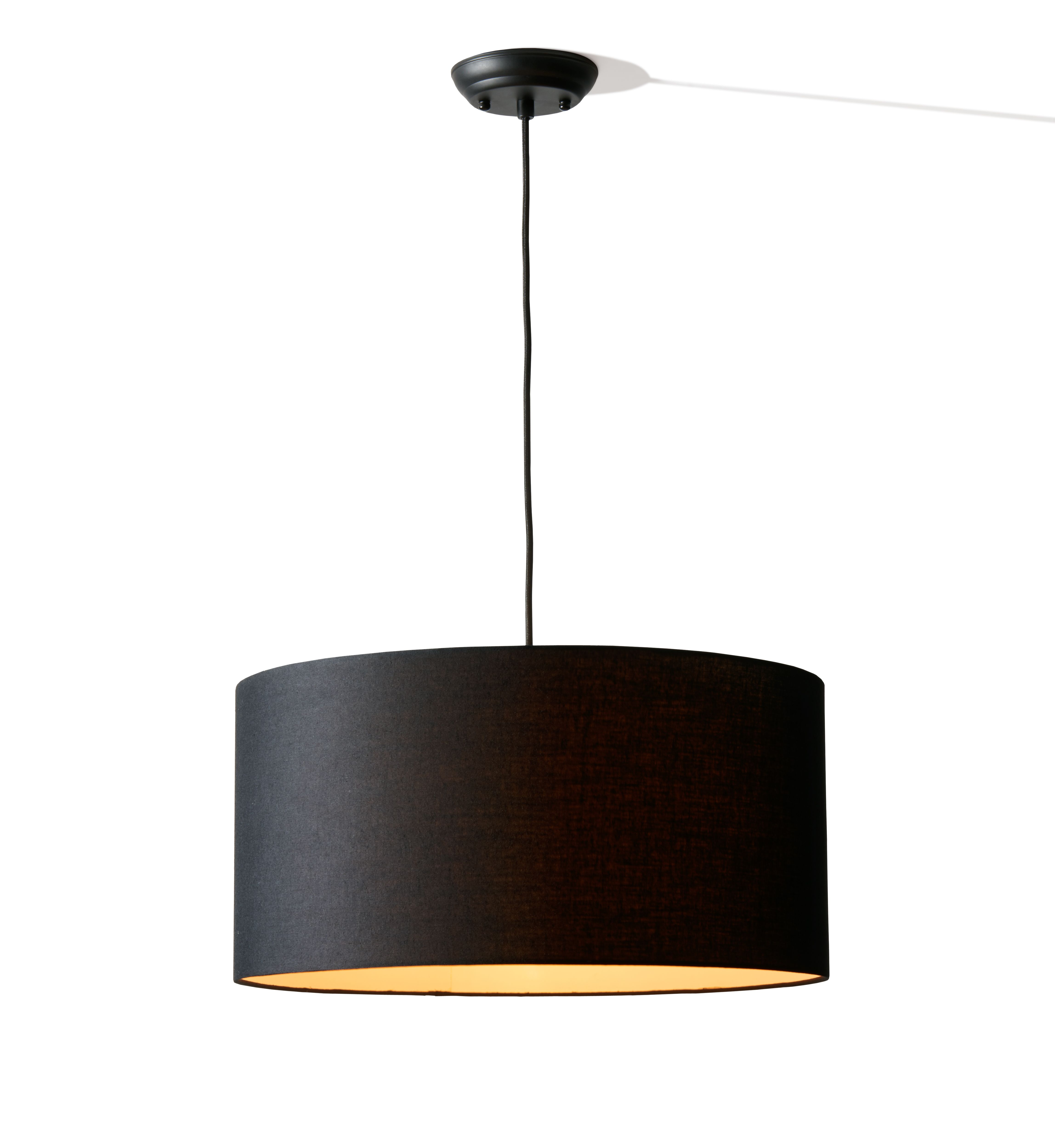 Really liking this umbra pendant in grey for your entryway very affordable too