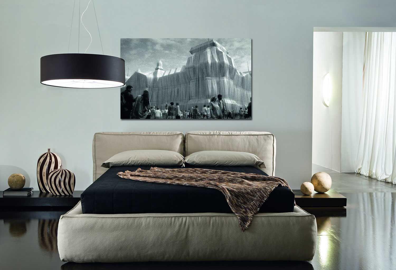 Designer Doppelbett