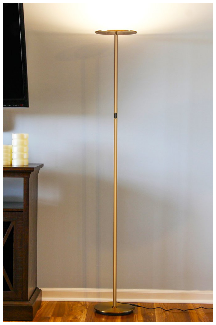 Sky Floor Lamp  Black floor lamp, Lamps living room, Bedroom lighting