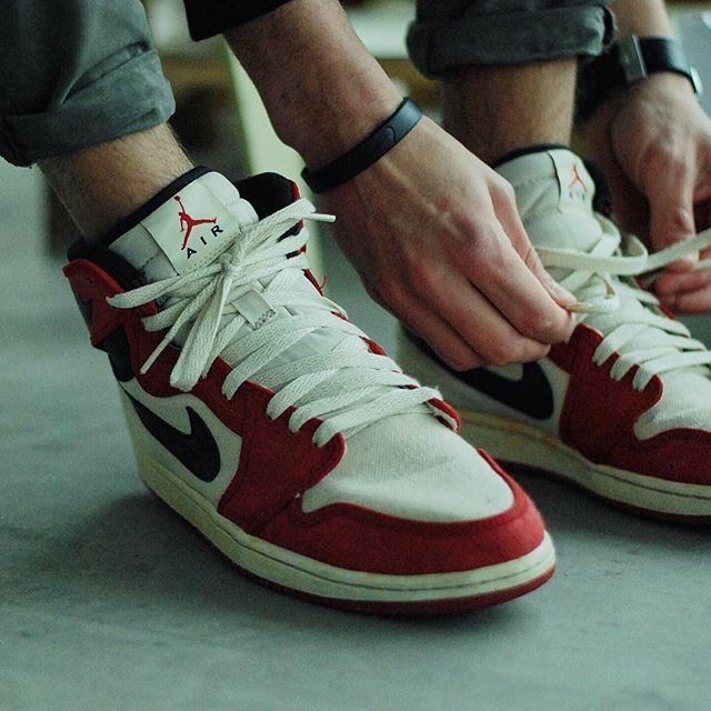 SADP : Air Jordan 1 KO Chicago by @kenn ymj Use the hashtags #SADP ...