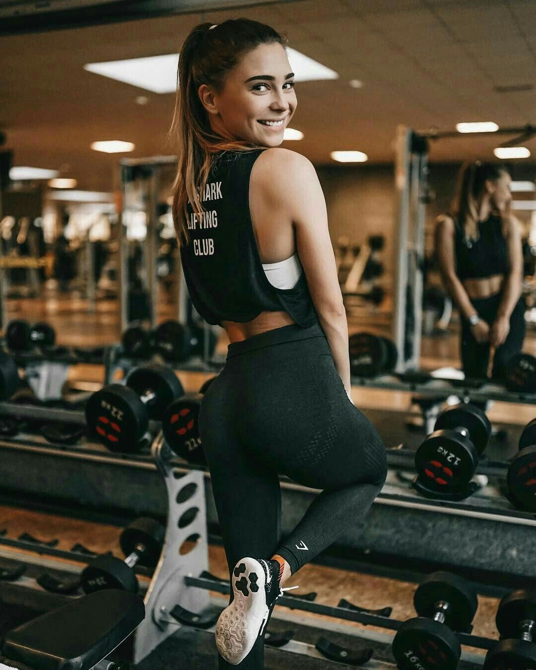 Quotemaker Shop Redbubble In 2021 Women Fitness Photography Gym Photoshoot Women Fitness Photos