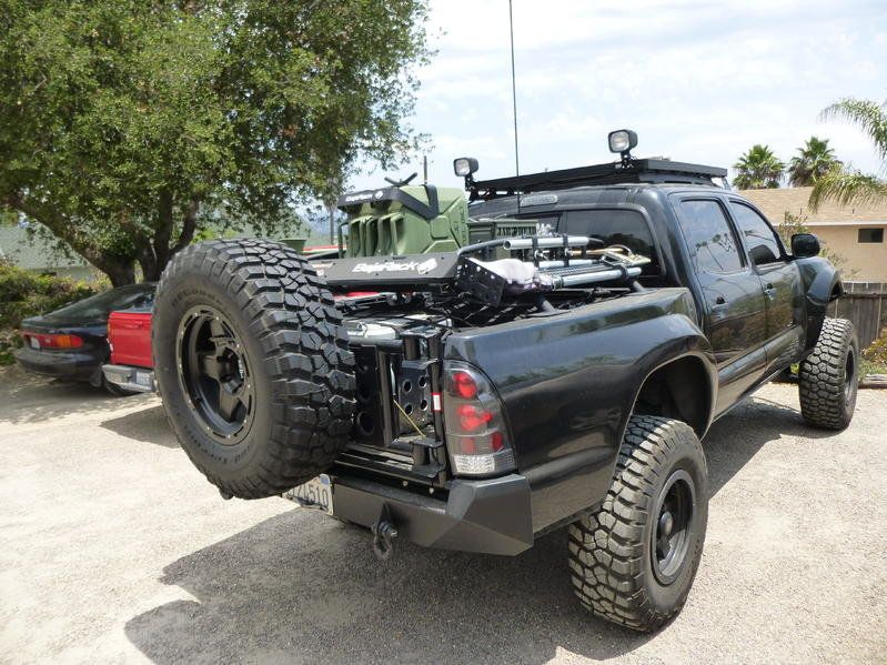 Roof Rack Poll Roof rack, Cargo rack, Monster trucks