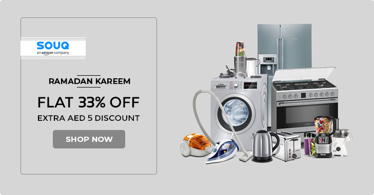 Ramadan Kareem Get Upto 33 Off Extra Aed 5 Discount On