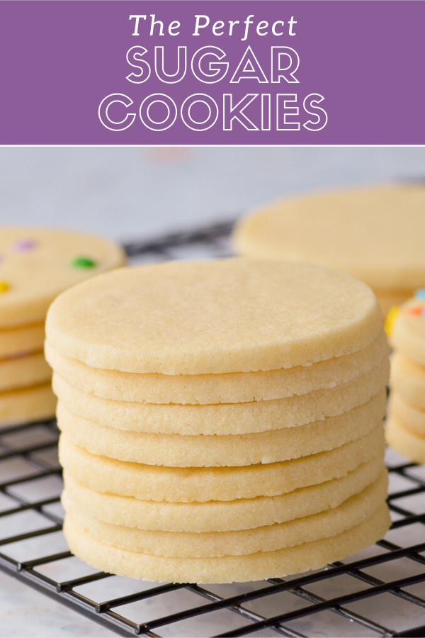 Sugar Cookies #sugarcookierecipe